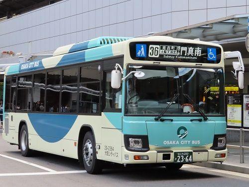 大阪 市営 バス