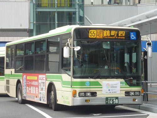 大阪市 バス