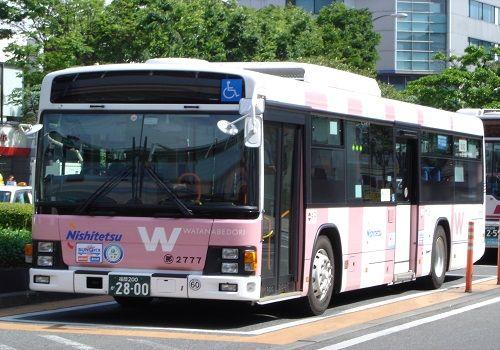 西鉄バス : まぁ~くんの乗り物情報日記