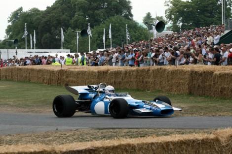 F1歴代マシン 写真動画: グッドウッド・フェスティバル・オブ・スピード 2010