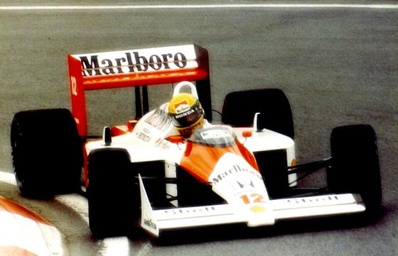 アイルトン・セナ、1988年F1カナダGP、マクラーレン-ホンダ MP4-4(1988)