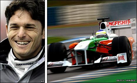 ジャンカルロ・フィジケラ: F1...