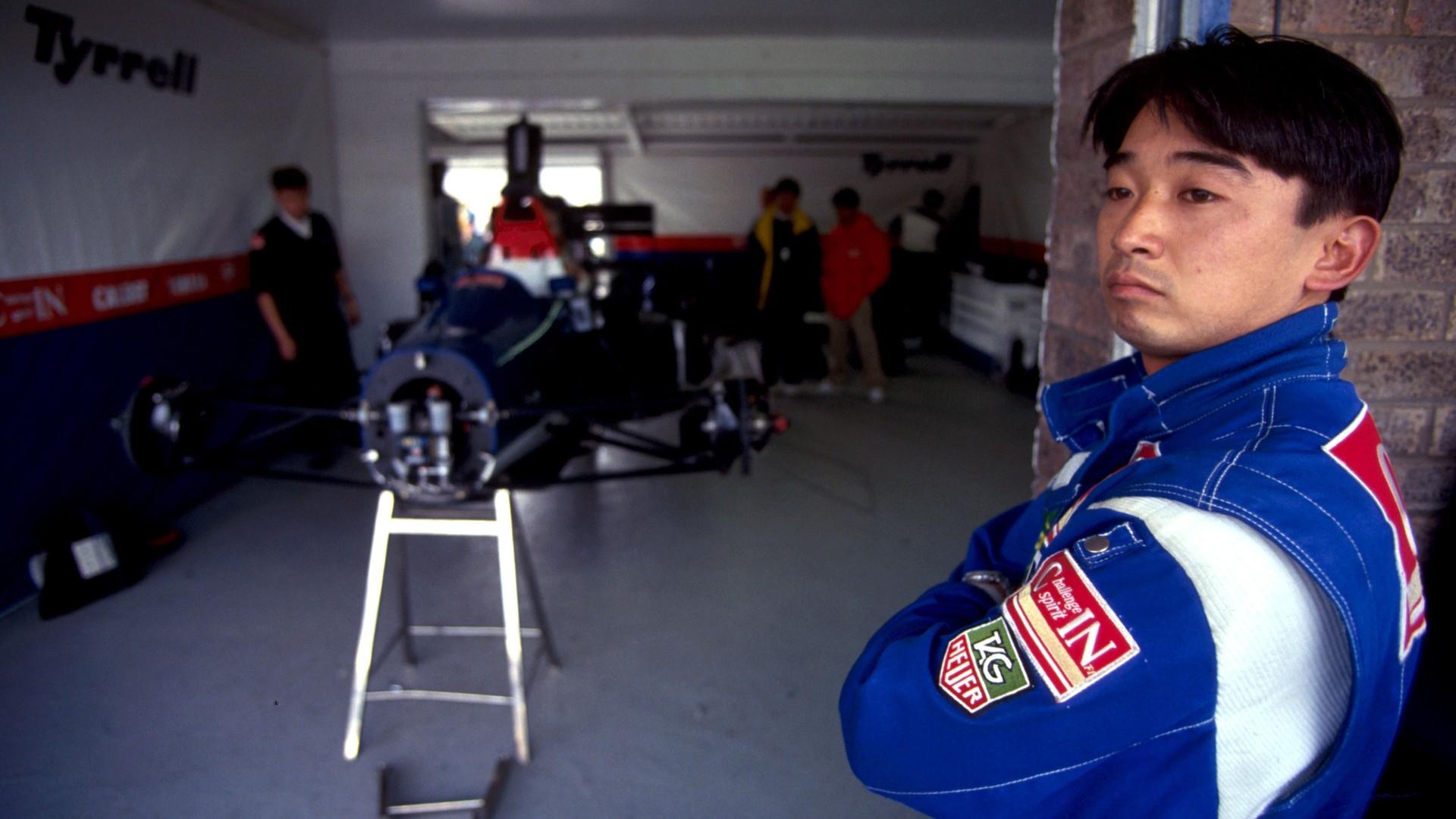 片山右京:F1表彰台に立てなかっ...