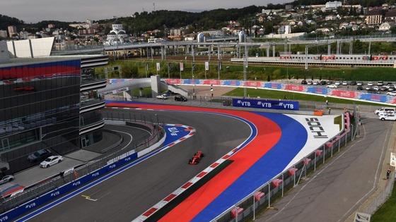 フェラーリはソチの最終セクターでメルセデスに対してラップタイムの60%を失った。