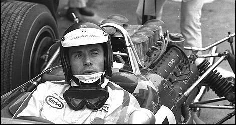 ジム・クラーク、ロータス49(フォード-コスワースDFVエンジン) 1967年