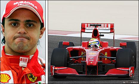 フェリペ・マッサ: F1ドライバ...