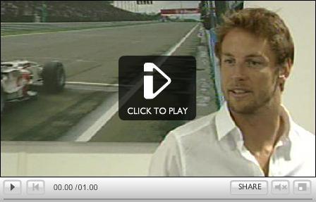 バトン、Button shocked by Honda decision