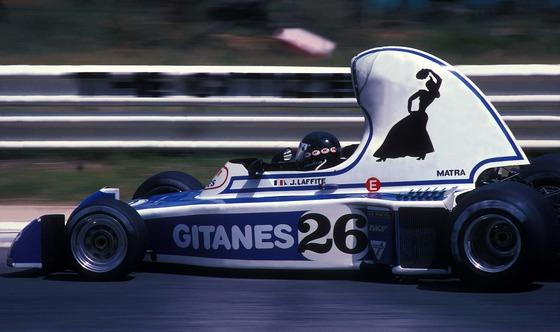 ジャック・ラフィット(リジェ JS5)、1976年