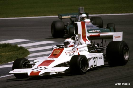ガイ・エドワーズ、1974年F1ベルギーGP