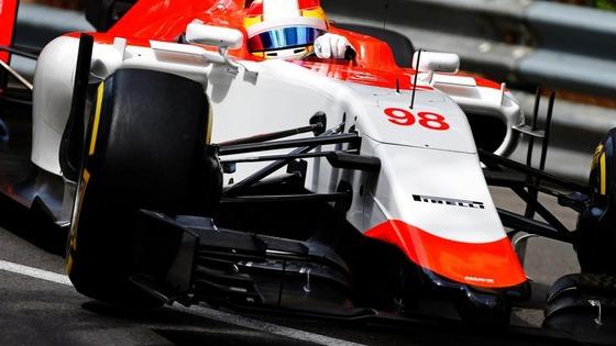 ロベルト・メルヒ(マナー・マルシア) 2015年F1