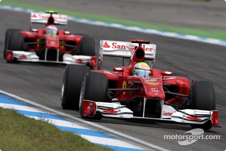 2010年F1 恥ずかしい10の場面 5 ...