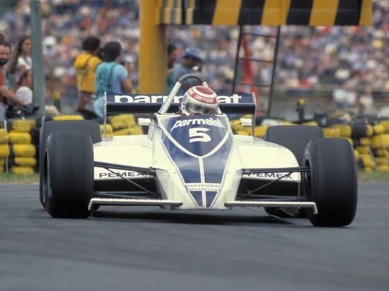 ネルソン・ピケ(ブラバムBT49C)、1981年