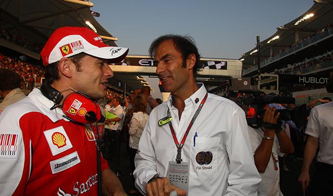 エマニュエル・ピロ、F1日本GPの...