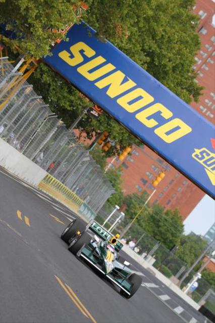 佐藤琢磨 予選28位 写真動画: インディカー・シリーズ第14戦