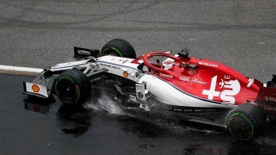 キミ・ライコネン(アルファロメオ)2019年F1ドイツGP