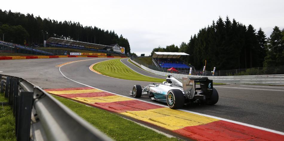 F1ベルギーGP 2015年関連情報: ...