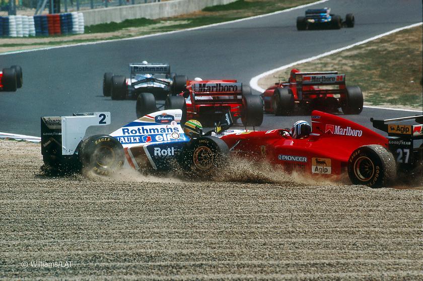 アイルトン・セナ F1写真集 2 : ...