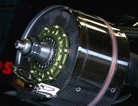トロ・ロッソSTR3、ブレーキ・システム