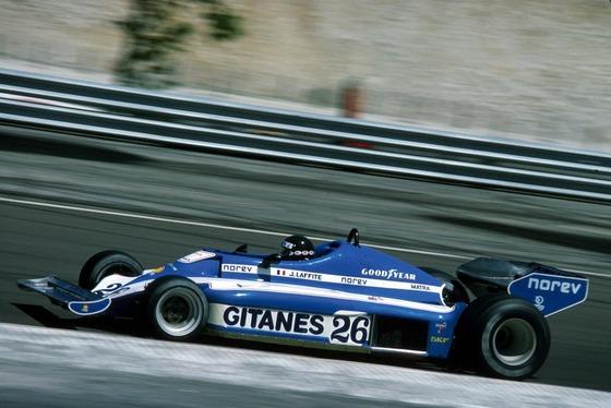 ジャック・ラフィット(リジェ JS7)、1977年