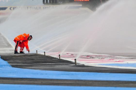 ピレリF1ウェット・タイヤ・テスト(ポール・リカール・サーキット)