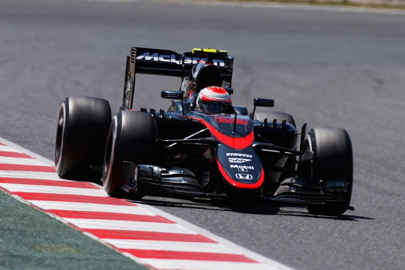 マクラーレン・ホンダ F1スペインGP写真 3: 2015年第5戦 順位と ...