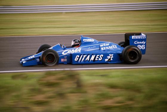 ジャック・ラフィット(リジェ JS25)、1985年