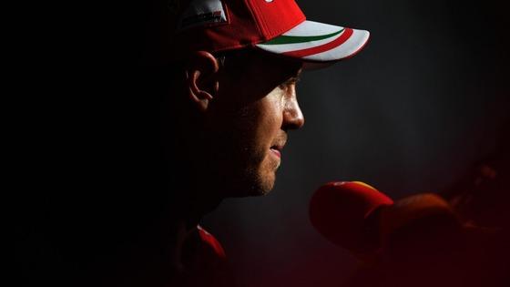 セバスチャン・ベッテル(フェラーリ)2017年F1マレーシアGP