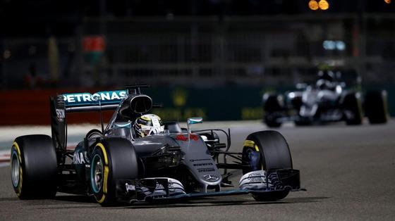 ルイス・ハミルトン(メルセデス)、2016年F1アブダビGP