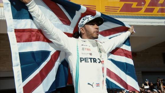 ルイス・ハミルトン、6度目のF1ワールドチャンピオン:2019年F1アメリカGP