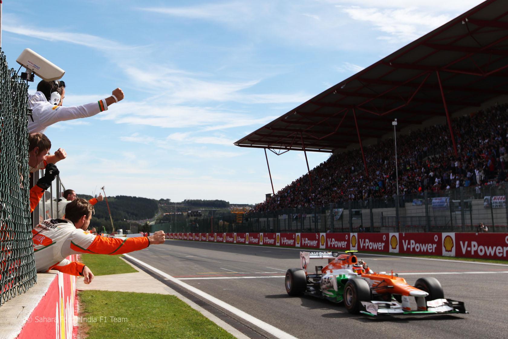 F1ベルギーGP 5の結論 : F1通信