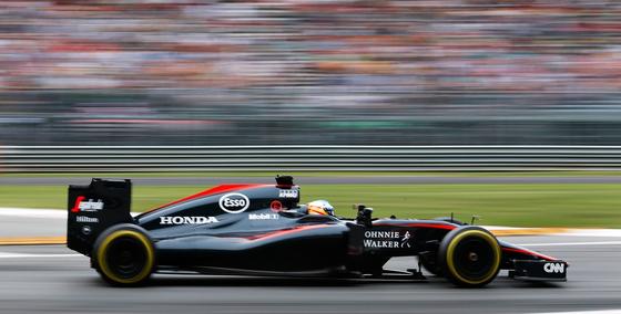 フェルナンド・アロンソ(マクラーレン・ホンダ) 2015年F1イタリアGP