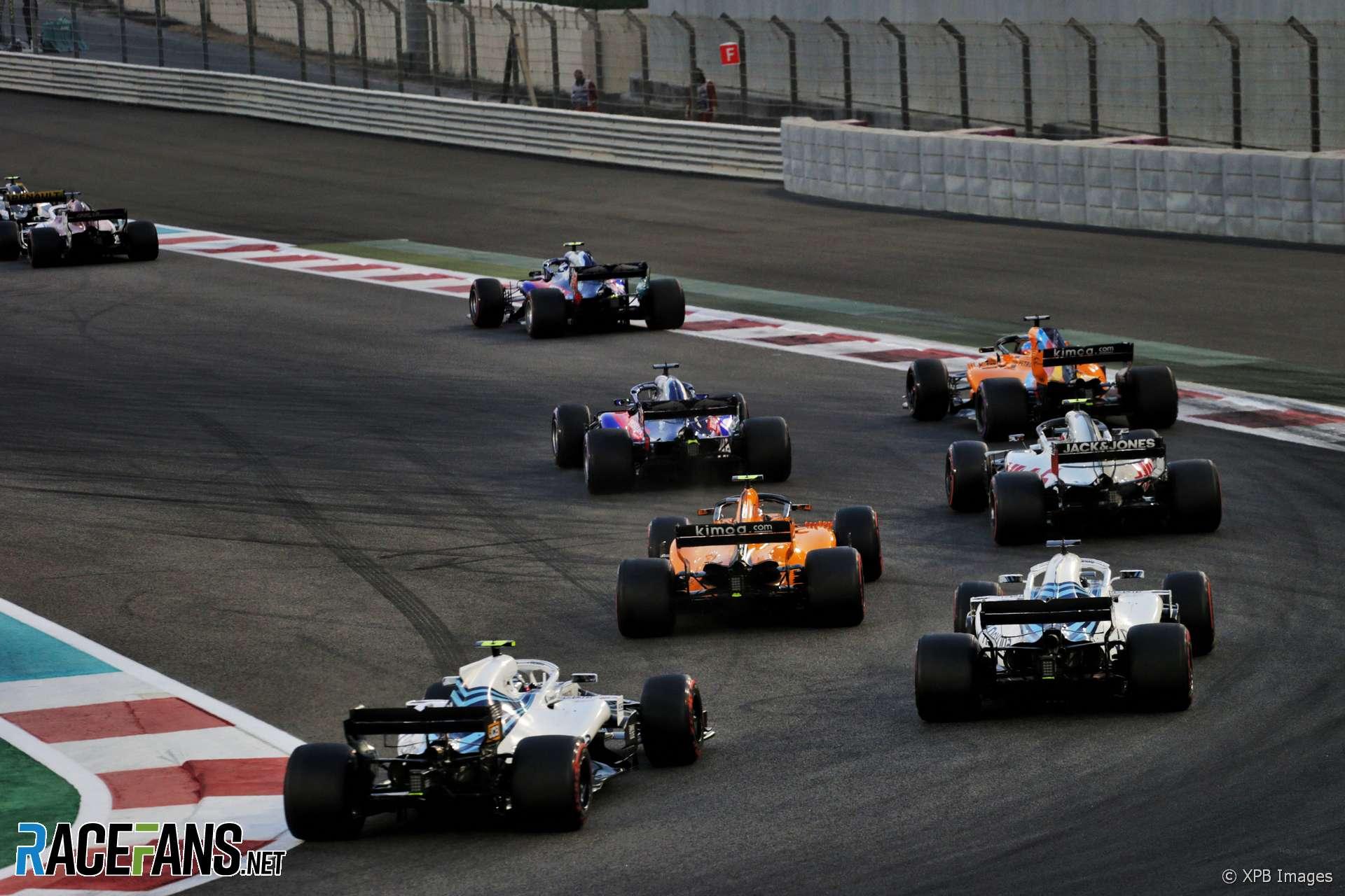 F1アブダビGP チーム分析 : F1通...
