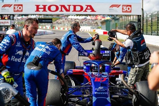 トロ・ロッソ・ホンダF1チーム:2018年F1日本GP