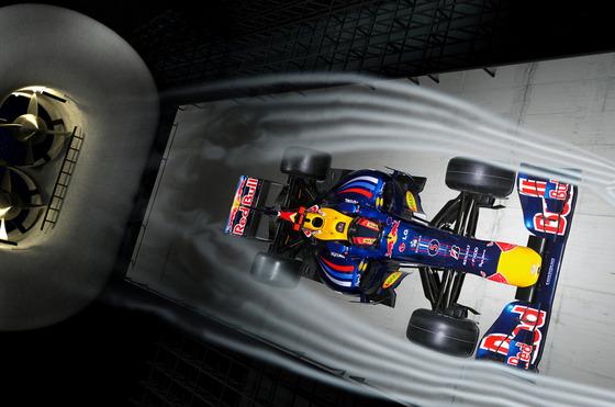 F1の風洞