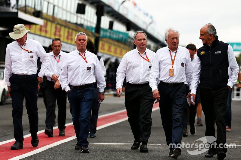 デレク・ワーウィック、F1モナコGPのレース・スチュワードに