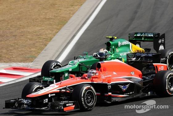 2013年F1シーズン前半分析 3: 下位3チーム : F1通信
