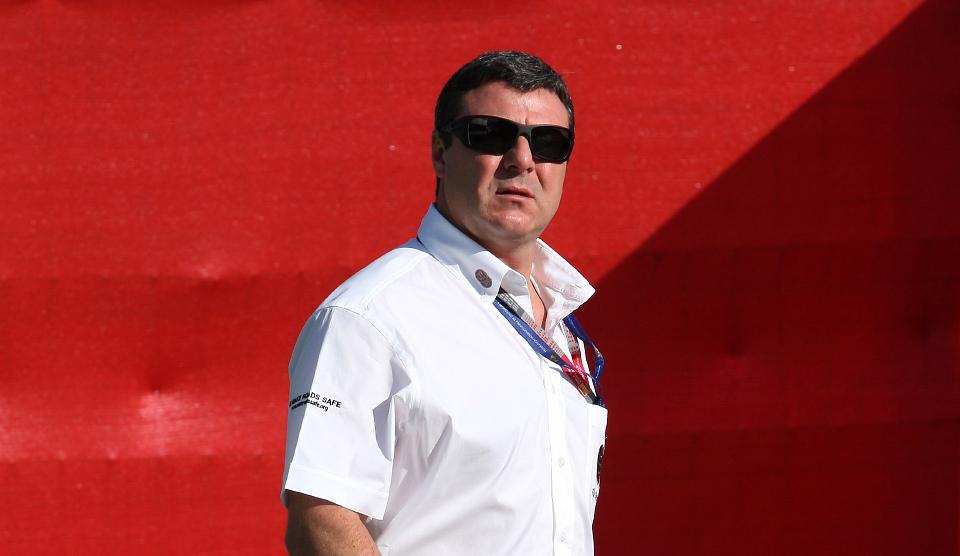 マーク・ブランデル、F1中国GPのスチュワードに
