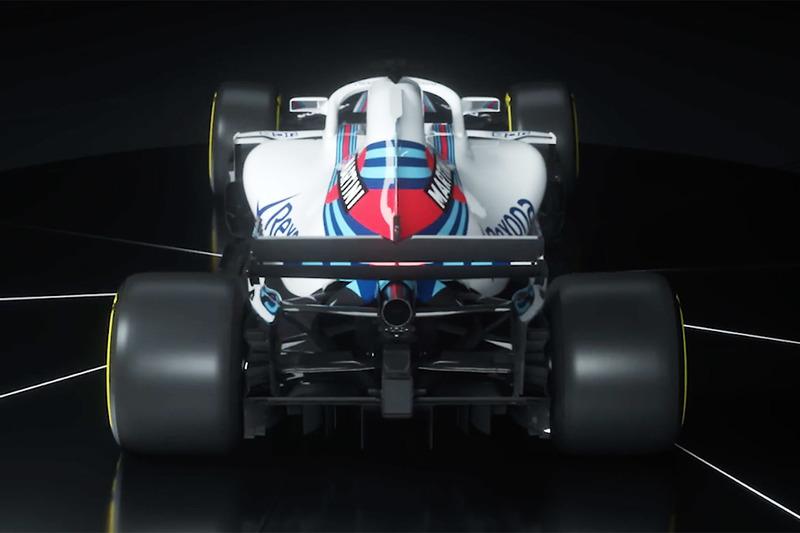 ウィリアムズ・FW41