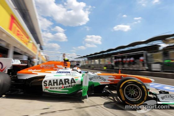2013年F1シーズン前半分析 2: 中堅4チーム : F1通信