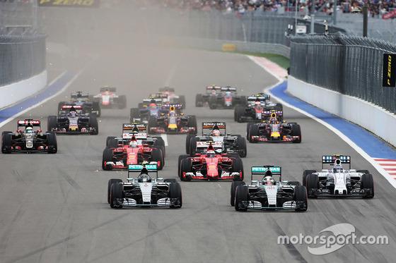 2015年F1ロシアGP