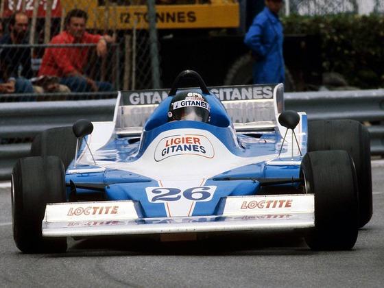 ジャック・ラフィット(リジェ JS9)、1978年