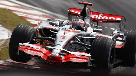 フェルナンド・アロンソ(マクラーレン)2007年F1