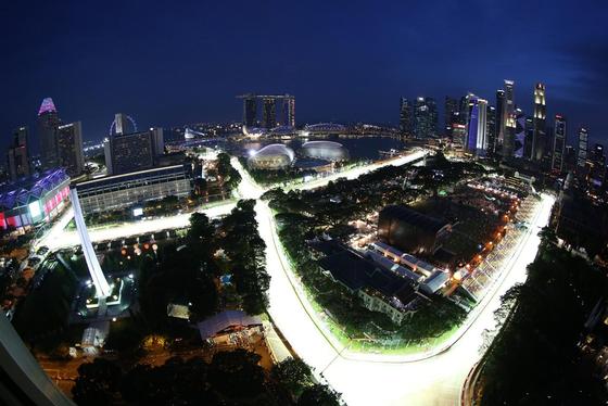 マリーナ・ベイをF1シンガポール市街地サーキットにする方法