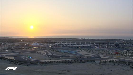 バーレーン国際サーキット:2020年F1サキールGP