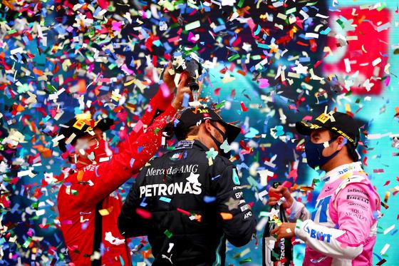 ルイス・ハミルトン優勝で7度目のF1ワールドチャンピオン!:2020年F1トルコGP