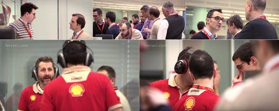 フェラーリ、2016年F1エンジンを初点火(2016年2月11日動画公開)