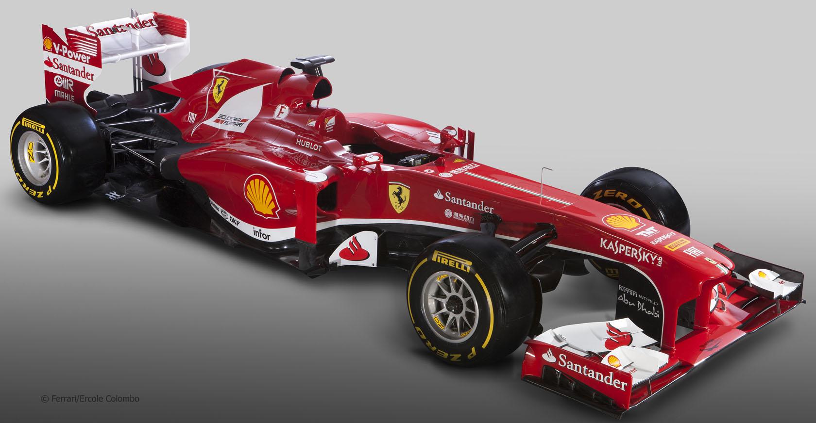 フェラーリf138 技術分析 F1通信