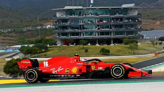 シャルル・ルクレール(フェラーリ):2020年F1ポルトガルGP