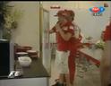 キミ・ライコネン、マレーシアGP、レースをあきらめアイスクリームとコーラを頂く