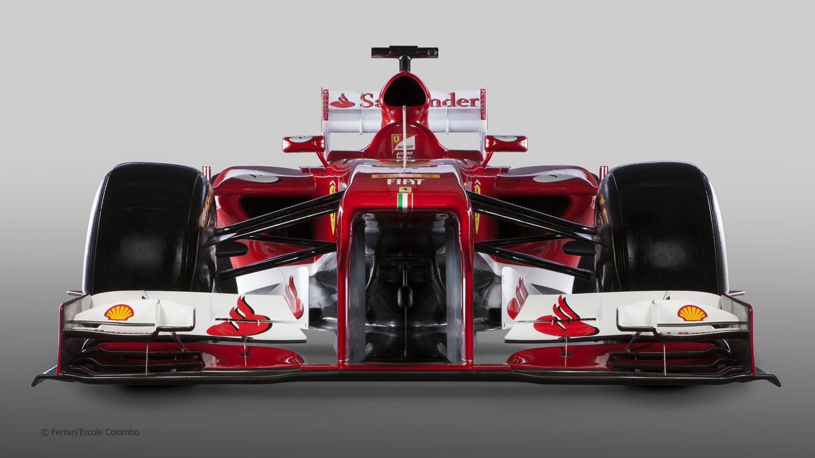 フェラーリF138とF2012の比較写真 : F1通信